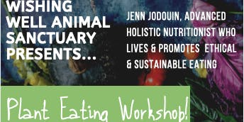 Plant Eating Workshop!