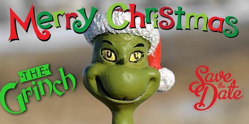 """Christmas Party with """"The Grinch"""" at Alera Med Spa"""