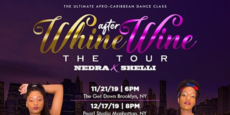 Whine After Wine: The Tour (Manhattan) tickets