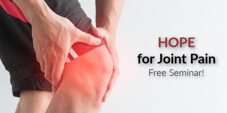 Joint Pain Seminar: A Functional Medicine Approach tickets