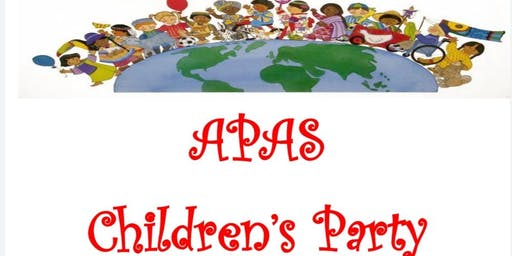 2019 APAS Children's Party