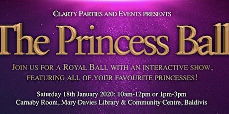 The Princess Ball tickets