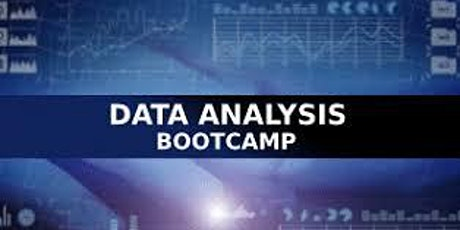 Data Analysis 3 Days Virtual Live Bootcamp in Canberra tickets