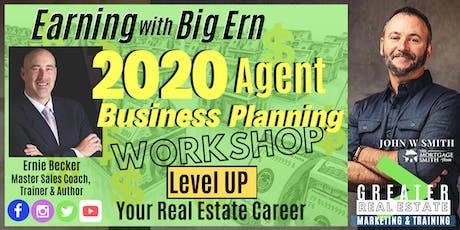 Level Up - 2020 Agent Business Planning Workshop tickets