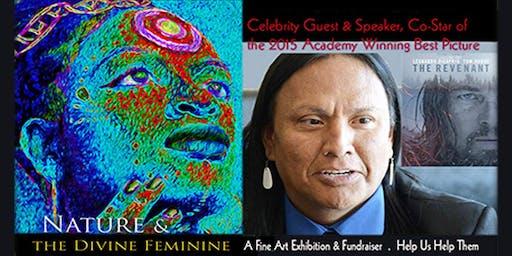 Nature & Divine Feminine Fine Art Exhibition - selected works of DeSousa
