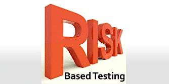 Risk Based Testing 2 Days Training in Nottingham