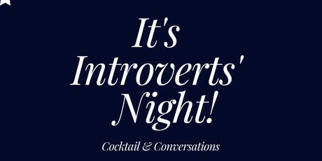 It's Introverts' Night! tickets