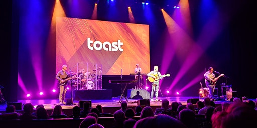 TOAST --the live tribute to the 70s band, Bread--returns to Hermiston!
