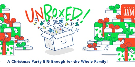 Christmas Party: Jingle Jam: Unboxed! tickets