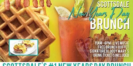 Scottsdale New Years Day Brunch Bar Crawl tickets