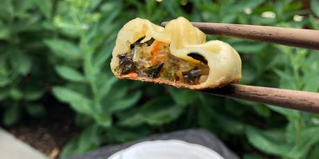 Public Class - Chinese Vegan Dumplings, Chives and Mushrooms tickets