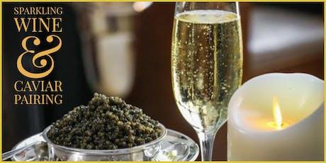 Sparkling Wine & Caviar Pairing tickets