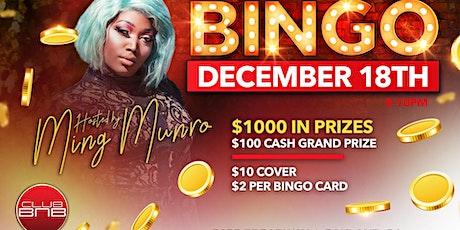 Drag Bingo at Club BnB tickets
