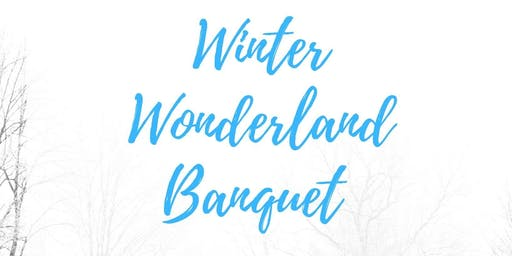 Winter Wonderland Church Banquet