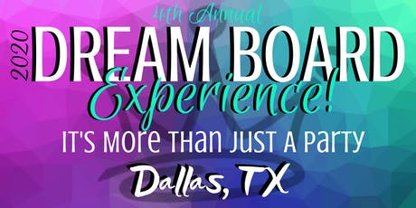"Secure The Crown presents...4th Annual ""Dream Board Experience""! tickets"
