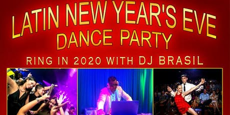 Noche de Gala Latin New Year's Eve Dance Party tickets