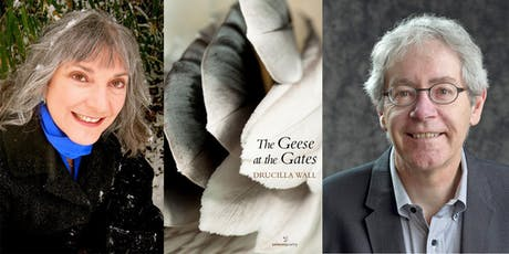 International poetry reading: Eamonn Wall & Drucilla Wall (Ireland via USA) tickets