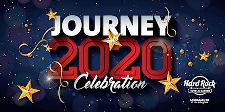 Journey into 2020 at Club Velvet in Hard Rock Hotel & Casino Sacramento tickets