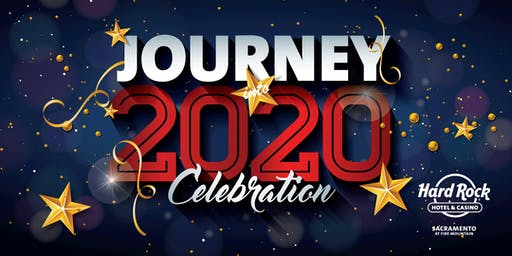 Journey into 2020 at Club Velvet in Hard Rock Hotel & Casino Sacramento