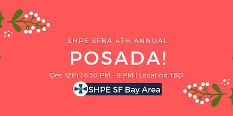 SHPE SFBA 4th Annual Posada tickets