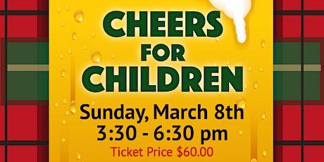 CHEERS FOR CHILDREN tickets