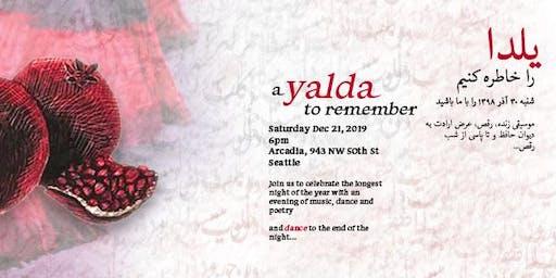 A Yalda to remember