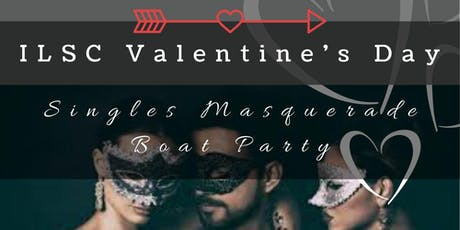 ILSC Boat Party - Valentine's Day Singles Masquerade Ball tickets