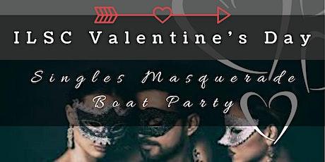 ILSC Boat Party - Valentine's Day Singles Masquerade Ball tickets