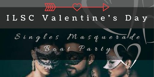 ILSC Boat Party - Valentine's Day Singles Masquerade Ball