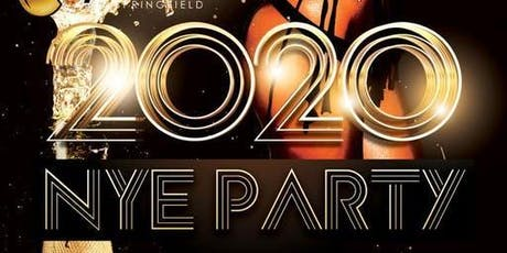 50s & Over New Years Eve Party tickets