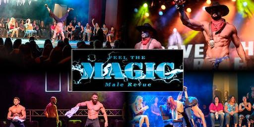 FEEL The MAGIC at Tha Plug (Columbus, OH)