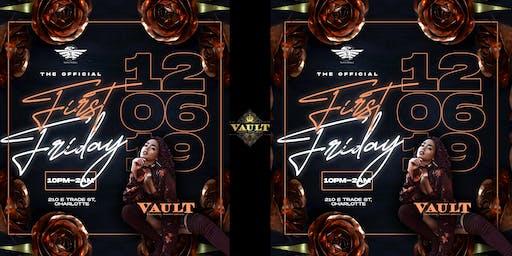 Vault CLT FREE FRIDAY NIGHT RSVP Entry List