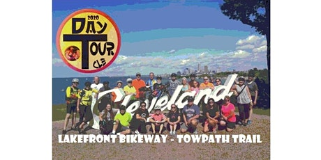 Day Tour in Cleveland, OH - Lakefront Bikeway & Towpath Trail tickets