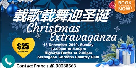Christmas Extravaganza by I Love Singing tickets