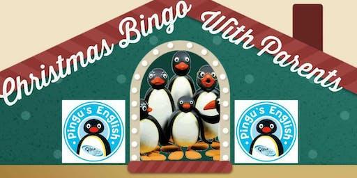 Christmas Bingo with Parents 3 - 6 anni