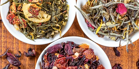 Workshop: Make Magical Herbal Tea Blends tickets