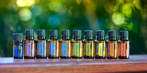 A Day in the Life Using Essential Oils