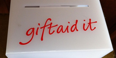 Introduction to Gift Aid tickets
