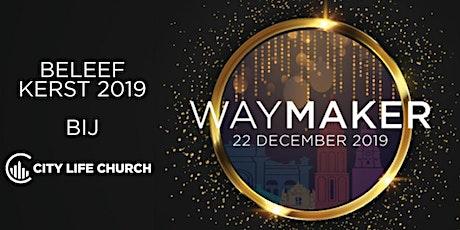 City Life Church Groningen | Kerst 2019 | GRATIS tickets
