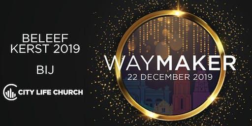 City Life Church Groningen | Kerst 2019 | GRATIS