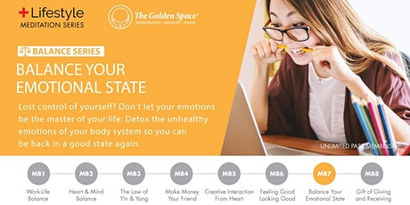 Balance Your Emotional State tickets