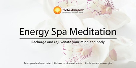 Energy Spa Meditation tickets
