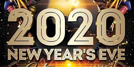 HUGE 2020 NEW YEAR'S EVE PARTY, CHAMPAGNE TOAST, FREE BUFFET BREAKFAST & MORE! tickets