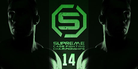 Supreme Cage Fighting Championship - (Showtime MMA14) tickets