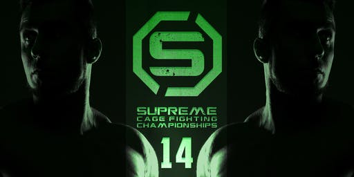 Supreme Cage Fighting Championship - (Showtime MMA14)