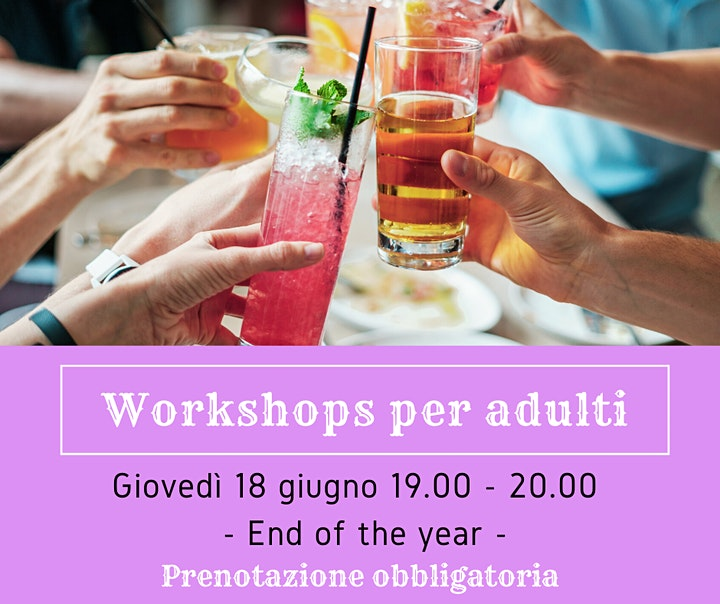 Immagine Workshop per adulti: End of the Year