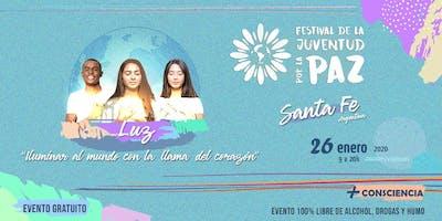Festival de la Juventud por la Paz - Santa Fe