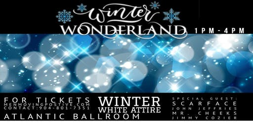 Winter Wonderland HoliDAY PARTY @ Atlantic Ballroom