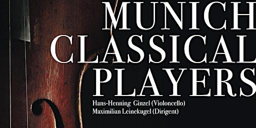MUNICH CLASSICAL PLAYERS | Dvořák, Elgar & Ginzel