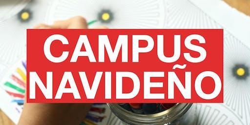 Campus Navideño ALIMENTACIÓN SOSTENIBLE